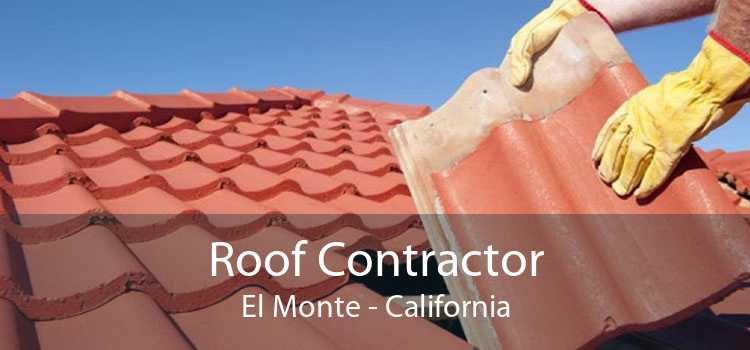 Roof Contractor El Monte - California