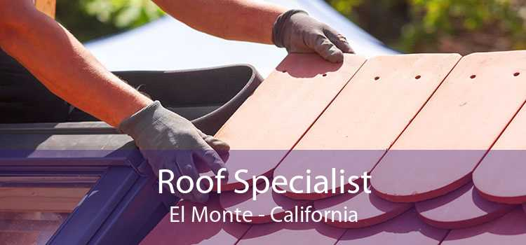 Roof Specialist El Monte - California
