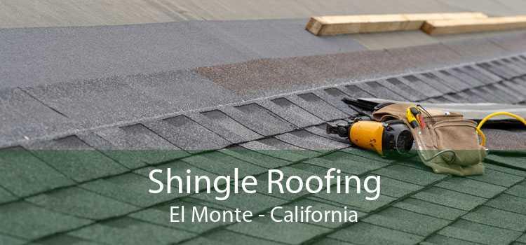 Shingle Roofing El Monte - California