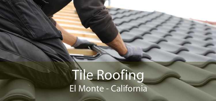 Tile Roofing El Monte - California